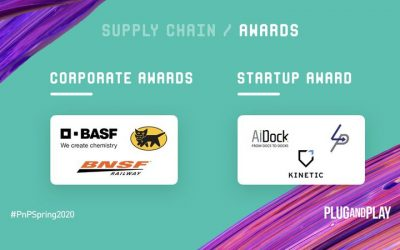 LearningPal wins the top 3 startups award of Plug and Play Supply Chain vertical Spring Summit 2020